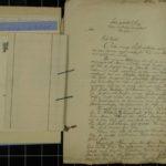 Liebesbriefe zwischen Fritz Kreisel und Trudel Joseger, item 72