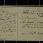 Feldpostkarten und Fotos von Richard Schöne , item 17