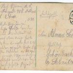 Feldpostkarten und Fotos von Richard Schöne , item 29