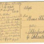 Feldpostkarten und Fotos von Richard Schöne , item 33