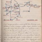 Kriegstagebuch von Paul Bauer, item 154