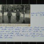 Feldpostkartensammlung von Rudolf Grimm, item 1