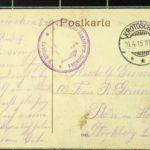 Feldpostkartensammlung von Rudolf Grimm, item 13