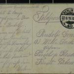 Feldpostkartensammlung von Rudolf Grimm, item 17