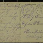 Feldpostkartensammlung von Rudolf Grimm, item 23