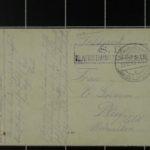 Feldpostkartensammlung von Rudolf Grimm, item 28