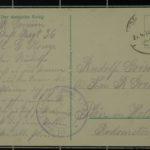 Feldpostkartensammlung von Rudolf Grimm, item 34