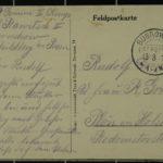 Feldpostkartensammlung von Rudolf Grimm, item 38