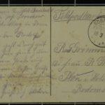 Feldpostkartensammlung von Rudolf Grimm, item 40
