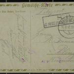 Feldpostkartensammlung von Rudolf Grimm, item 47
