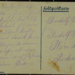 Feldpostkartensammlung von Rudolf Grimm, item 49