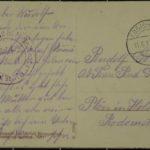 Feldpostkartensammlung von Rudolf Grimm, item 52