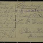 Feldpostkartensammlung von Rudolf Grimm, item 59