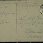 Feldpostkartensammlung von Rudolf Grimm, item 61