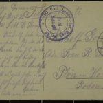 Feldpostkartensammlung von Rudolf Grimm, item 65