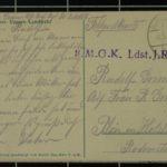 Feldpostkartensammlung von Rudolf Grimm, item 67