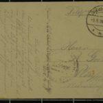 Feldpostkartensammlung von Rudolf Grimm, item 69