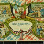 Feldpostkarten an Friedrich Paasch
