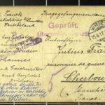 Postkarten und Fotos von Julius Franck, item 8