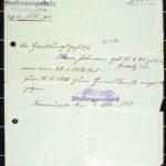 Entlassungsschein und Fotos von Hans Johnsen, item 3