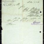 Entlassungsschein und Fotos von Hans Johnsen, item 4