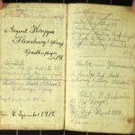 Tagebuch und Feldpost von August Kruppa, item 3