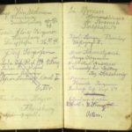 Tagebuch und Feldpost von August Kruppa, item 4