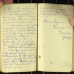 Tagebuch und Feldpost von August Kruppa, item 34