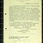 Neujahrsgruß auf Holz, Sterbeurkunde, Artikel und Feldpostbrief von Karl Roschko, item 12