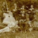 Ratna dopisivanja Josipa Dančevića iz Sarajeva, Bosna i Hercegovina i Kristine Gerstner iz Đakova, Hrvatska