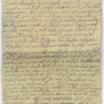 PH333 Dopis Václava Kvasničky