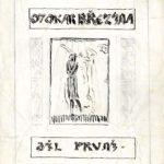PH074 František Tuháček, pohlednice námořníka