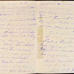 Listy od rodziny z Poznania słane do Jana Grzesiaka na front