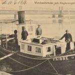 Łódka Dirschau