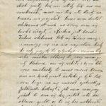 List Jana Matysiaka do rodziców