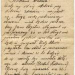 List do Pelagii Matysiak