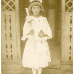 Córka Jana Matysiaka, Anna w dniu Pierwszej Komunii Świętej