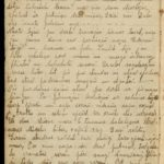 Diary of Gotholds Apsitis-the medical orderly of the 6th Tukums Latvian Rifleman Regiment. May 1916-1919, page 48