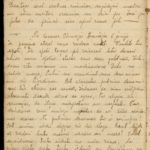 Diary of Gotholds Apsitis-the medical orderly of the 6th Tukums Latvian Rifleman Regiment. May 1916-1919, page 50