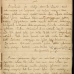 Diary of Gotholds Apsitis-the medical orderly of the 6th Tukums Latvian Rifleman Regiment. May 1916-1919, page 55