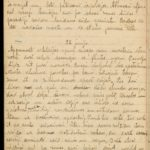 Diary of Gotholds Apsitis-the medical orderly of the 6th Tukums Latvian Rifleman Regiment. May 1916-1919, page 60