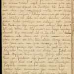 Diary of Gotholds Apsitis-the medical orderly of the 6th Tukums Latvian Rifleman Regiment. May 1916-1919, page 62