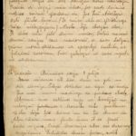 Diary of Gotholds Apsitis-the medical orderly of the 6th Tukums Latvian Rifleman Regiment. May 1916-1919, page 68