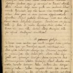 Diary of Gotholds Apsitis-the medical orderly of the 6th Tukums Latvian Rifleman Regiment. May 1916-1919, page 80