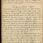 Diary of Gotholds Apsitis-the medical orderly of the 6th Tukums Latvian Rifleman Regiment. May 1916-1919, page 118