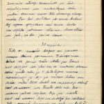 Diary of Gotholds Apsitis-the medical orderly of the 6th Tukums Latvian Rifleman Regiment. May 1916-1919, page 147