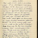 Diary of Gotholds Apsitis-the medical orderly of the 6th Tukums Latvian Rifleman Regiment. May 1916-1919, page 149