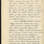 Diary of Gotholds Apsitis-the medical orderly of the 6th Tukums Latvian Rifleman Regiment. May 1916-1919, page 150