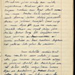 Diary of Gotholds Apsitis-the medical orderly of the 6th Tukums Latvian Rifleman Regiment. May 1916-1919, page 151