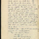 Diary of Gotholds Apsitis-the medical orderly of the 6th Tukums Latvian Rifleman Regiment. May 1916-1919, page 152